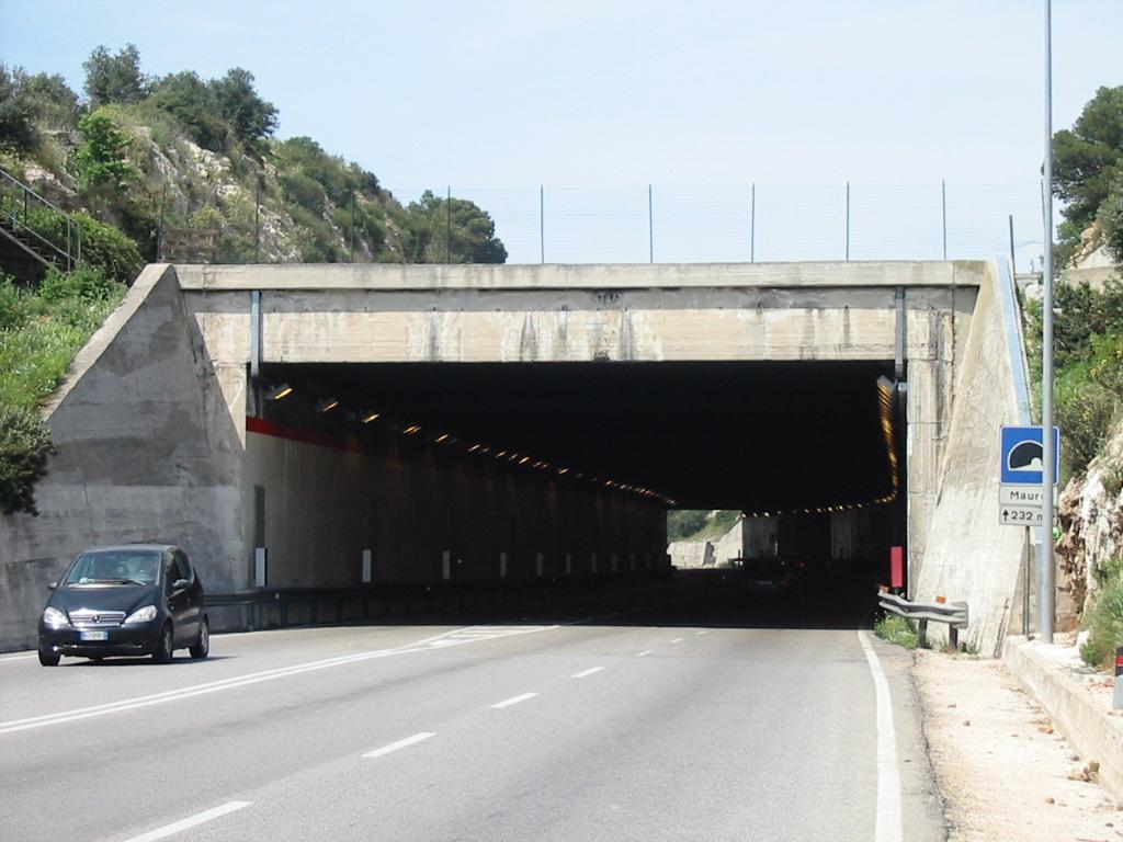 Galleria Mauro ANAS 1